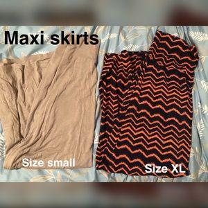 Dresses & Skirts - Women's maxi skirts